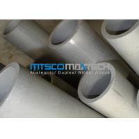 Wholesale Heavy Wall Thickness Duplex Steel Tube ASTM A790 UNS S31803 For Chemical Industry from china suppliers