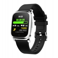 Wholesale 24 Hours Heart Rate Monitor ROHS Body Temperature Smartwatch from china suppliers