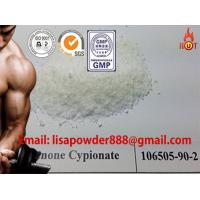 Buy cheap White Powder Anabolic Oral Boldenone Cypionate For Anti-aging CAS No. 106505-90-2 from Wholesalers