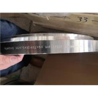 China F321 Material Grade Steel Flanges ASME SA182 PLFF Type Smooth Finish Surface on sale