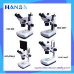 China HANDA zoom stereo microscope 1:8 binocular stereo microscope for phone for sale