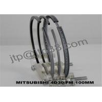 Wholesale Car Engine Rings 4D30 Engine Piston Rings Replacement With Dia 100mm from china suppliers