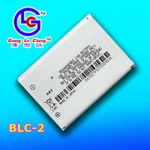 China high capacity 950mAh OEM  li-ion mobile phone battery BLC-2 on sale
