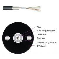 Wholesale Outdoor Unitube Non-Armored Fiber Cable Fibra Cable GYXTW from china suppliers