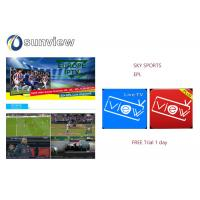 Wholesale Europe Epl Iview Iptv Apk Sky Sport Channels 1 / 3 / 6 / 12 Months Subscription from china suppliers