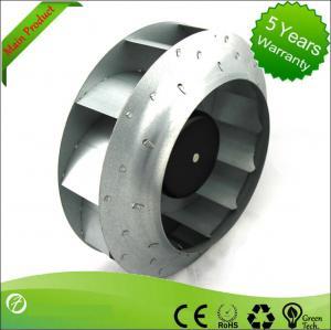Quality 280mm EC Blower Fan / Centrifugal Ventilation Fans Backward Curved For Heat for sale