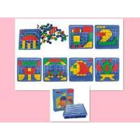 Wholesale 3D Plastic Puzzle Toys  (Ql-010(E)-7) from china suppliers