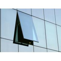 Wholesale Size Custom Low E Insulated Glass , Low Radiation Coated Glass Sample Available from china suppliers