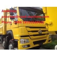 Wholesale Big Loading 50T SINOTRUK Heavy Duty Dump Truck Driver 8 By 4 And Chassis from china suppliers
