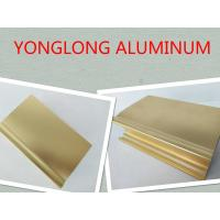 Wholesale High Gloss And Smooth Aluminium Profiles For Windows And Doors 1.2 Thinckness from china suppliers