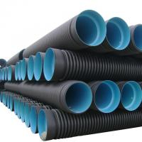Wholesale High quality and cheap corrugated high-density polyethylene (hdpe) pipe from china suppliers