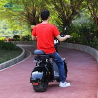 Wholesale EcoRider Smart Cool 18inch 60v 1500W Harley 2 Wheel Electric Scooter With Seamless Steel Tube Frame and EEC certificate from china suppliers