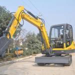 China Mini Excavator ZM-45F 4.5ton Track Excavator Has passed CE certificate for sale