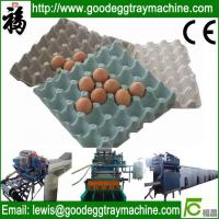 Wholesale Full Atomatic Paper Pulp Egg Tray Machine(FC-ZMG3-24) from china suppliers