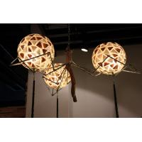 China Unique Interior Art Deco Ceiling Lights for Home Decoration on sale