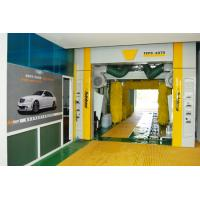TEPO-AUTO Car Wash Shares its Charm with the Global Car Wash Industry for sale