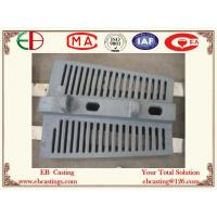Wholesale Good Finish Cement Mill Grate Liner Plates Slot Width Only 6mm ZG50Cr5Mo EB5011 from china suppliers