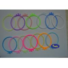 Cartoon Silicone Wristband Bracelet Non - Toxic For Children for sale