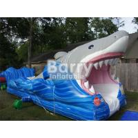Wholesale Amazing Outdoor Game Pvc Small Sharp Tarpaulin Inflatable Slip N Slide For Kids from china suppliers