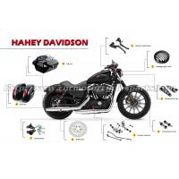 Oem CNC Aluminum Stainless Steel Polished Harley Harley Davidson Motorcycle Accessories for sale