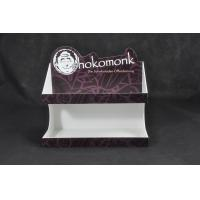 Wholesale White Acrylic Chocolate Display Stand , Food Service Trays Stickers Available from china suppliers