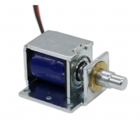 China Stainless Steel 2A DC12V Electromagnetic Door Lock on sale