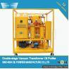 NSH Transformer Oil Purifier, VFD/VFD-R,double stage, various colors, mobile type, improve insulation, oil dehydration for sale