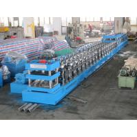 Buy cheap Guardrail Board 13 Units Gear Reducer Synchronous Driving Roll Forming Equipment with 45Kw Motor Bending Plate from wholesalers