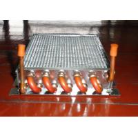 China OEM Copper Fin Tube Air Conditioner Radiator For Vehicle / Vessel Transportation Devices on sale