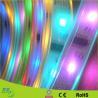 Flexible 12v LED Ribbon Strip Lights Warm White , Rgb Led Tape Light For Kitchen for sale
