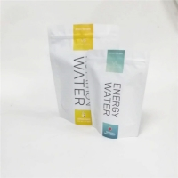 China 800g Protein or milk Powder Aluminium Foil Packing stand up Bag on sale