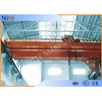 Wholesale LH10t-20m Custom Electric Traveling  Double Girder Overhead Cranes For Machine Shops from china suppliers
