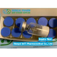 Wholesale Blue Top Peptide Growth Hormone 191AA Human Growth Hormone Powder  HGH 10iu Vial from china suppliers