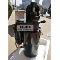 China Professional Diesel Engine Type XCMG Crane Spare Parts Starter Assembly on sale