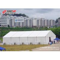 Wholesale High Capacity Modern Wedding Marquee Tent With Transparent Window Rain Proof from china suppliers