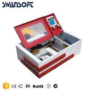 Wholesale 3020 mini laser engraving machine 40w 50w laser engraving machine 30*20cm from china suppliers