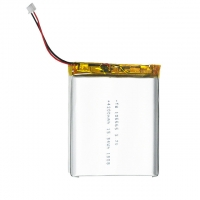Wholesale PL105565 Portable Source 4200mAh 3.7 V Lithium Polymer Battery from china suppliers