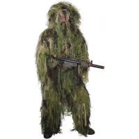 Hot sale military camouflage suit/Woodland Camo Sniper Ghillie Suit
