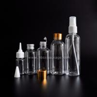 Wholesale worldwide popular PET plastic bottle for e-liquid with different volume and colors from china suppliers