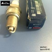 Quality Resistor Copper Spark Plugs Bosch WR8DC +3 0242229656 Long thread Hex 21mm For for sale