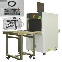 Buy cheap Luggage X ray Machines 5030A multi language with 80Kv generator Parcel scanner from wholesalers