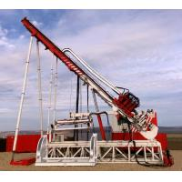 Wholesale Durable Oilfield Workover Rigs / Slanted Rotary Drilling Rigs from china suppliers