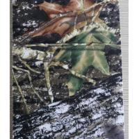Wholesale Waterproof 4mm CR Neoprene Sponge Rubber with Camo Nylon Fabric from china suppliers