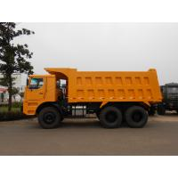 Wholesale Transport Semi Trailer Mining Transporter With Dual Enclosed Door from china suppliers