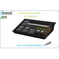 China Sunny 512CH DMX Controller Lighting Control Console with 2 optical isolated output on sale