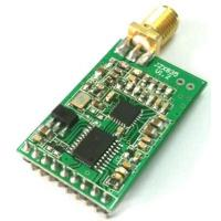 Wholesale customized 433MHz 50MW GFSK AD Hoc Network Module DC 3.5V - 5.5V from china suppliers