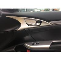 Buy cheap HONDA All New Civic Interior Trim Parts , Interior Handle Moulding Chrome from Wholesalers