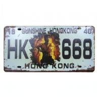 HK 668 Cool Metal Signs Wall Hanging Poster Decorative Bar Garage Cafe Decorative Plates Stickers Plaque for sale