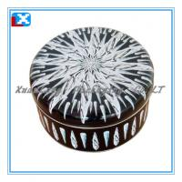Wholesale Round candy biscuit tin box from china suppliers