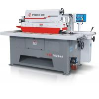 Wholesale Vertical Wooden Single Rip Saw Woodworking Machines 2300 * 1200 * 1500mm from china suppliers